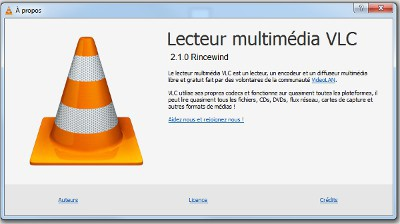 VLC 2.1.0