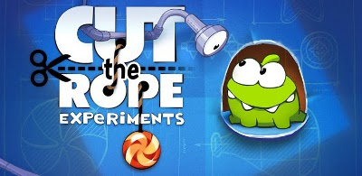 Cut the Rope : Experiments